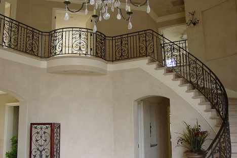 Interior & Exterior Railings
